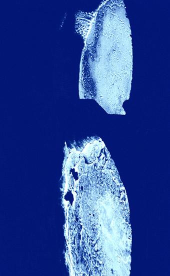 Blaumetall 01 – Lichtkasten
