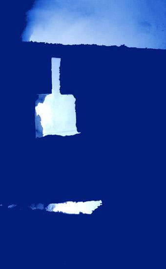 Blaumetall 02 – Lichtkasten