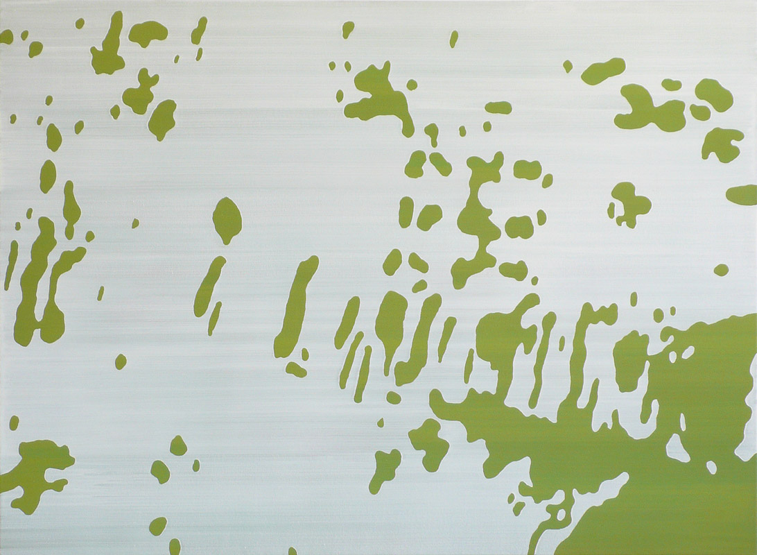 Camouflage01 – Acryl auf Leinwand