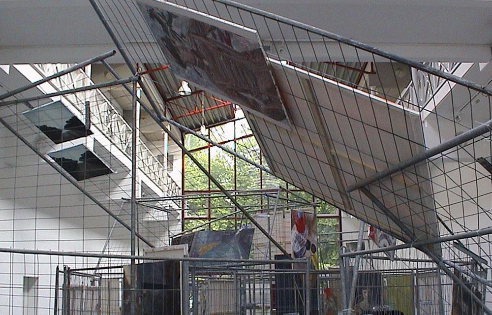 Zaungaeste 01 – Neues Kunstforum Koeln