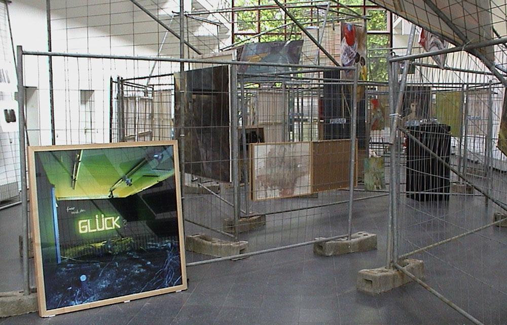 Zaungaeste 02 – Neues Kunstforum Koeln