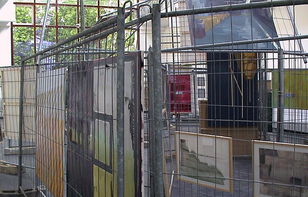Zaungaeste 03 – Neues Kunstforum Koeln