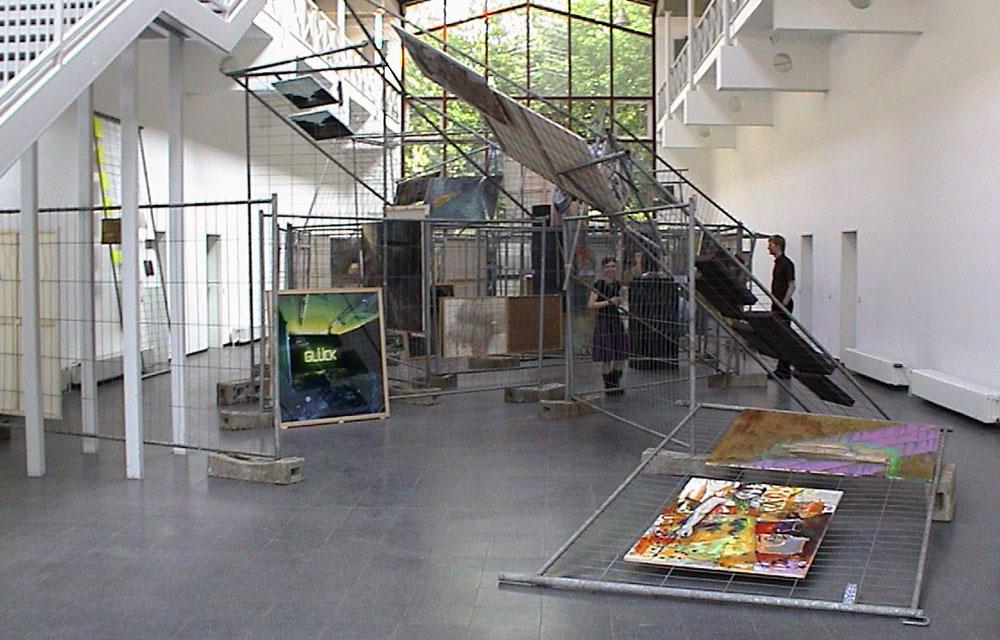 Zaungaeste 04 – Neues Kunstforum Koeln