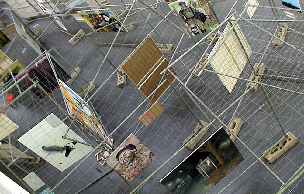 Zaungaeste 05 – Neues Kunstforum Koeln