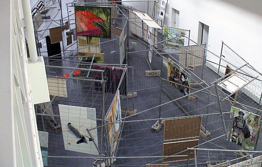Zaungaeste 06 – Neues Kunstforum Koeln