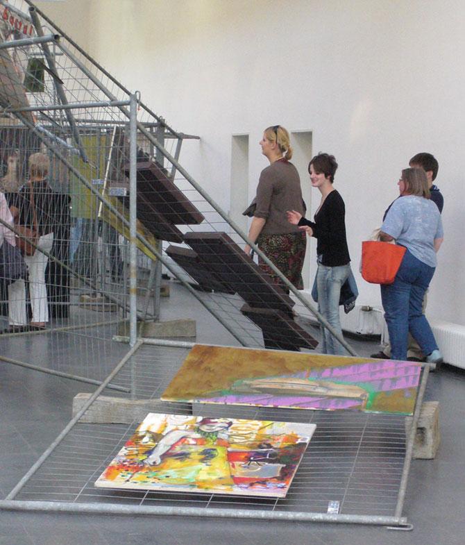 Zaungaeste 07 – Neues Kunstforum Koeln