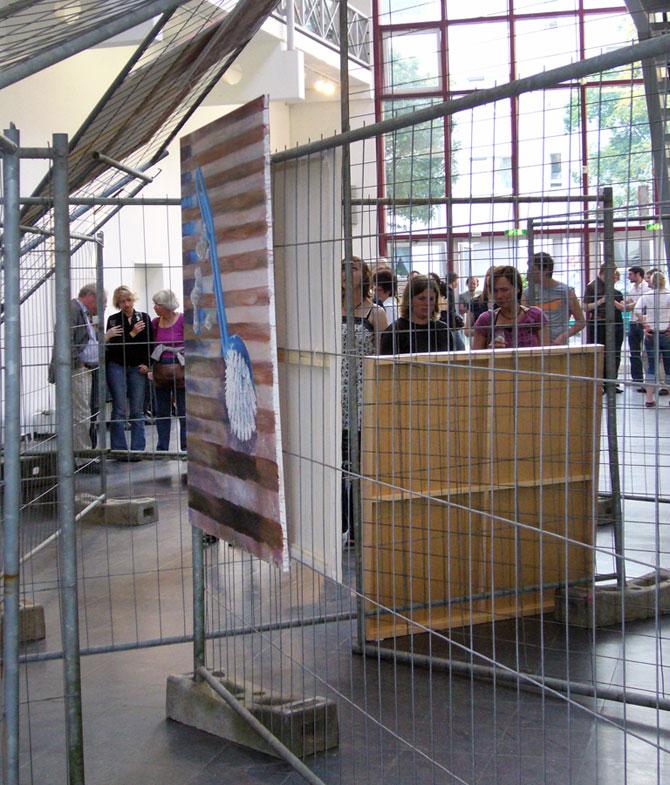 Zaungaeste 08 – Neues Kunstforum Koeln