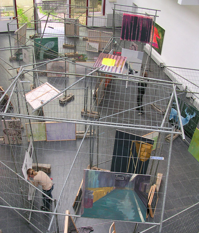 Zaungaeste 09 – Neues Kunstforum Koeln