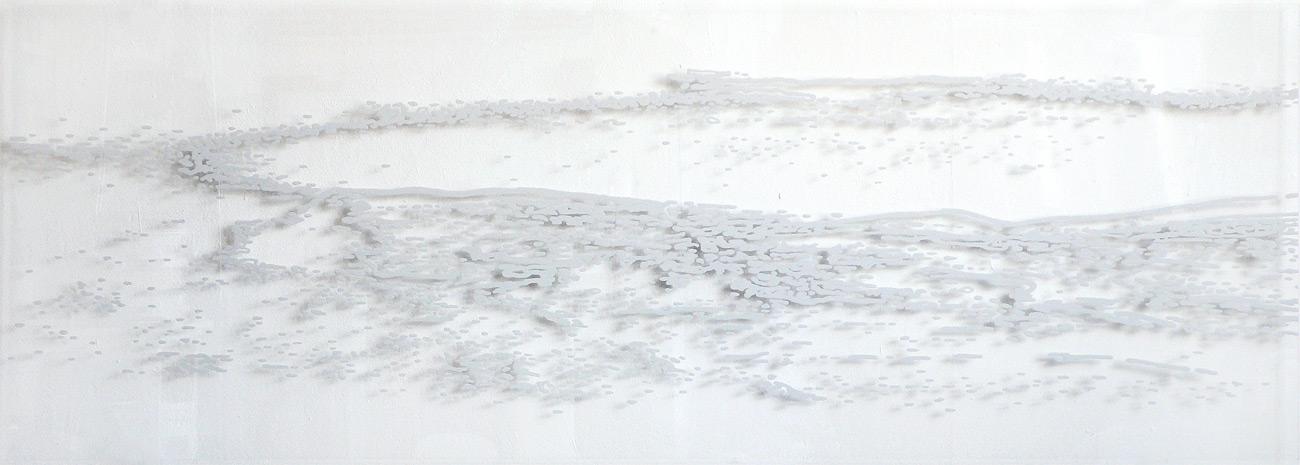 Ufer – Lack auf Acrylglas