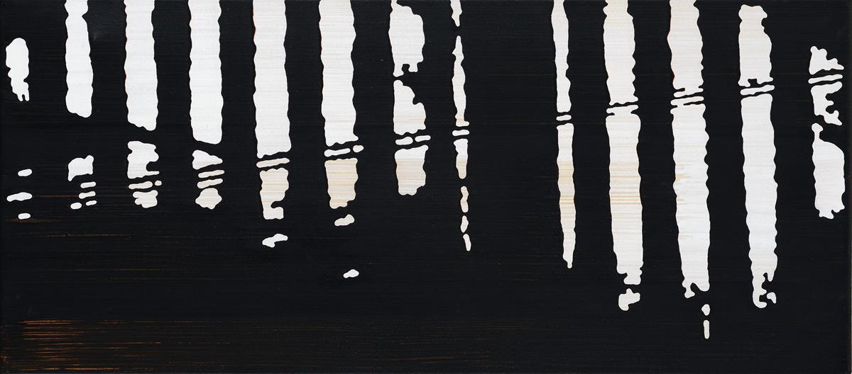 Gelaender 01 – Acryl auf Leinwand