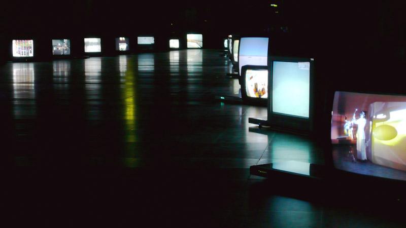 Fuenf – neues kunstforum Koeln