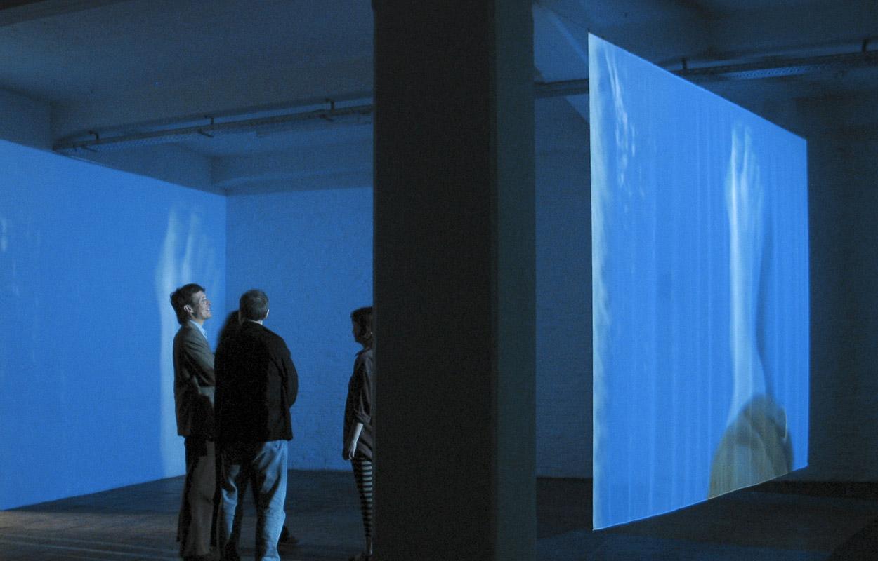 Loslaufen01 – Kunstwerk Koeln