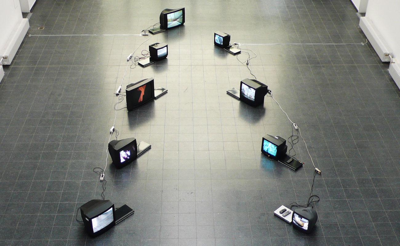 Fuenf 04 – Neues Kunstforum Koeln