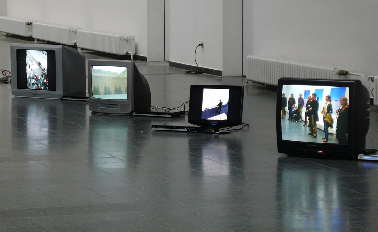 Fuenf 07 – Neues Kunstforum Koeln