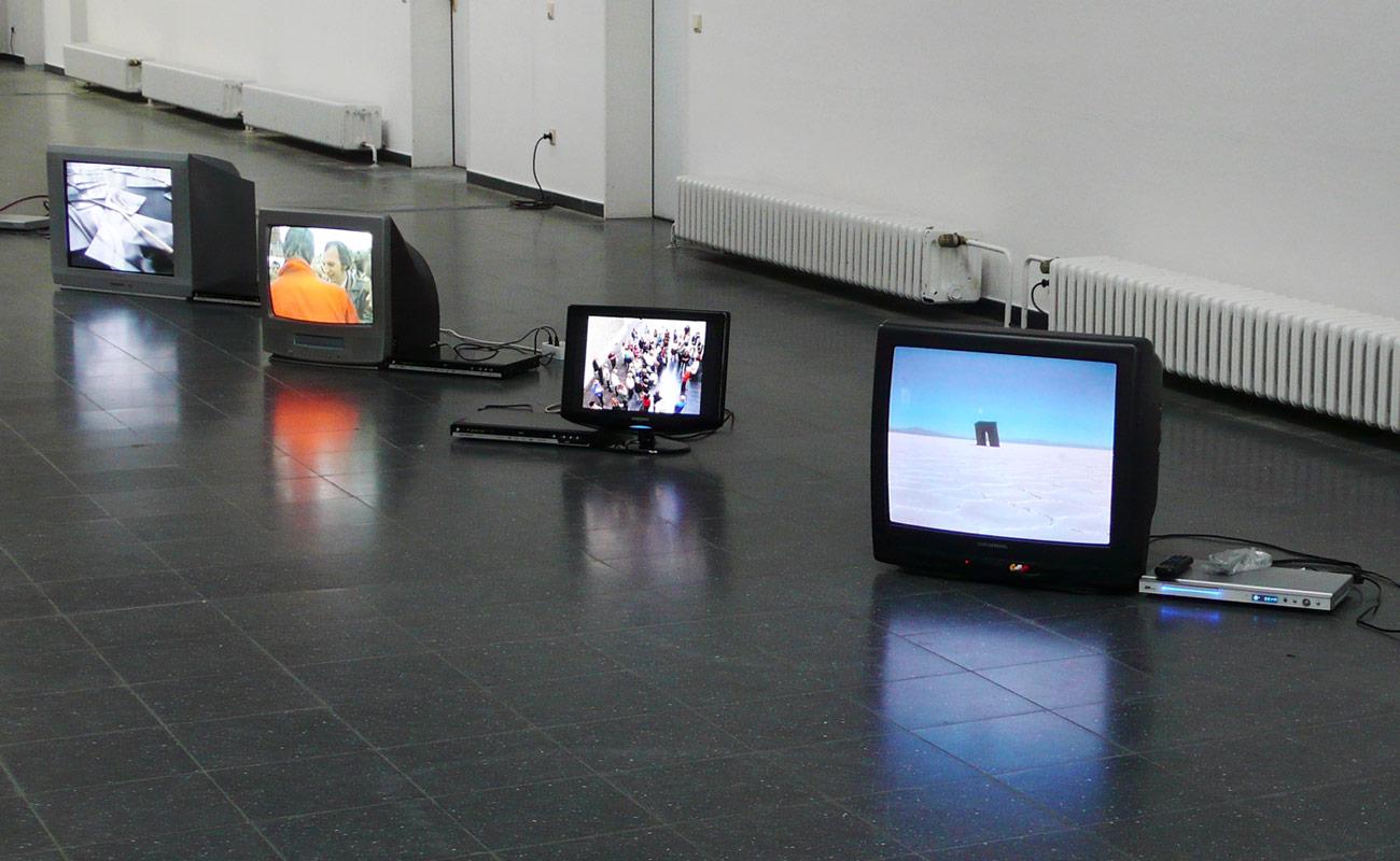 Fuenf 08 – Neues Kunstforum Koeln