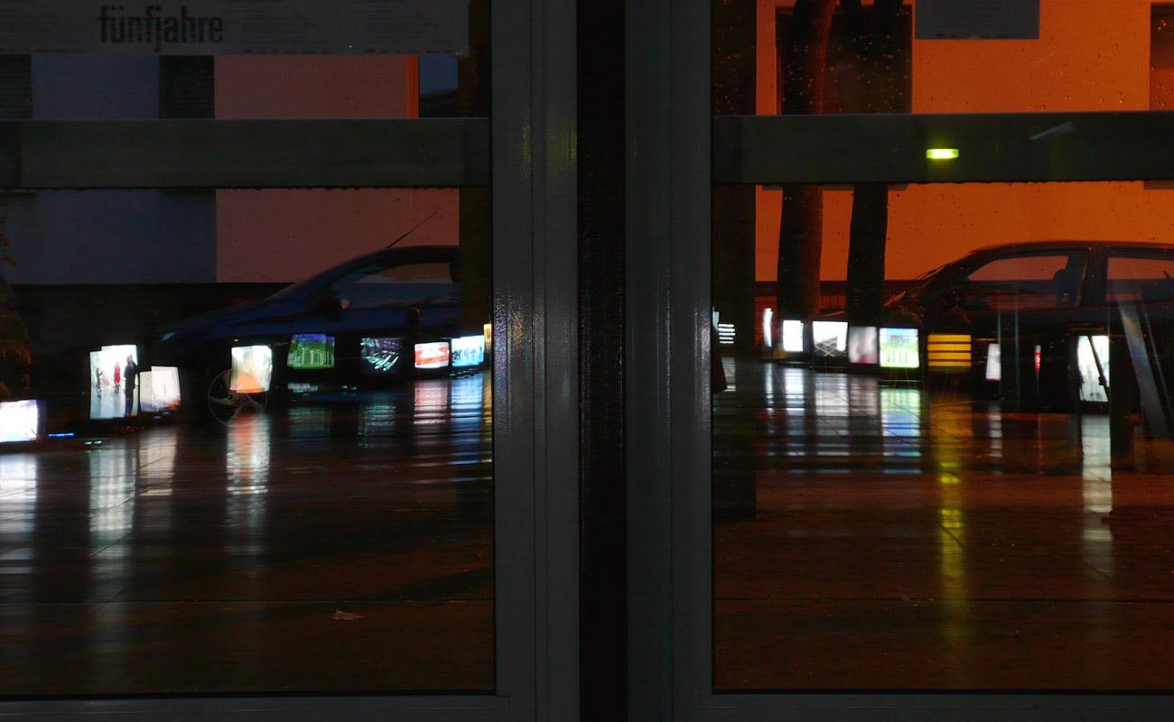 Fuenf 09 – Neues Kunstforum Koeln